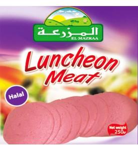 luncheon chiken meat