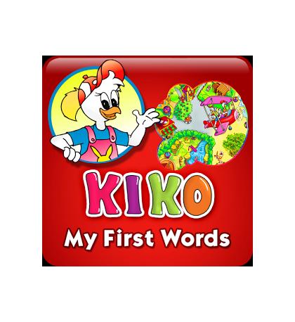 Les premiers mots Kid avec KIKO  anglais