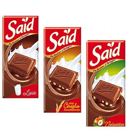 Chocolat - Said