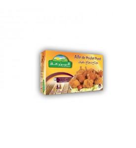 Aile de poulet pané