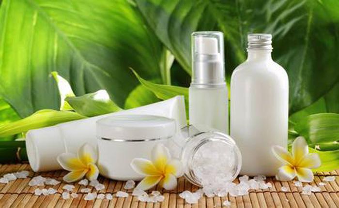 Cosmétiques naturels et hygiéne