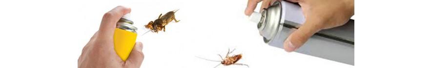 Anti-cafards et Anti-fourmis