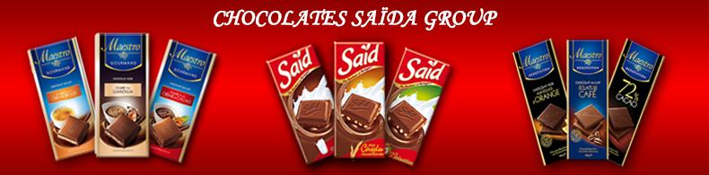 LES CHOCOLATES SAÏDA GROUP